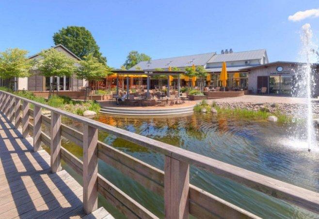 Familien Wellness-Hotel Seeklause in Trassenheide, Ostsee ...