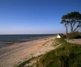 Das Ideale Ferienhaus am Strand der Ostsee…