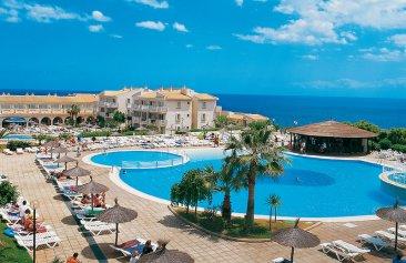 Hotel Blau Punta Reina Außenansicht