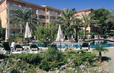 Hotel Green Garden Aussenansicht